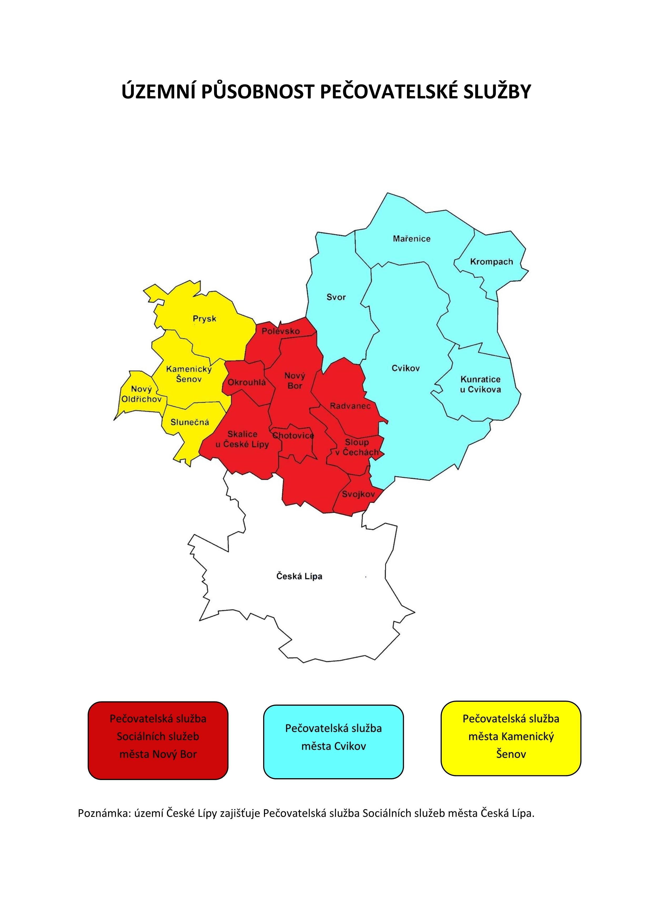 Pečovatelské služby na území Novoborska-2
